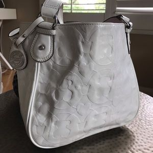 White Tous leather handbag